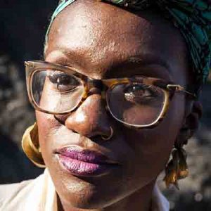Wakumi Douglas, Founder, S.O.U.L. Sisters Girls Entrepreneurship Program
